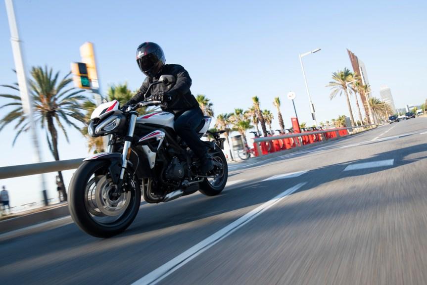 Neue Street Triple S von Triumph geht an den Start