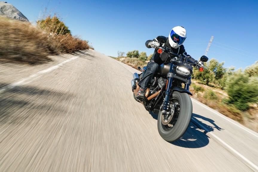 Triple S – Harley-Davidson präsentiert sich gekonnt in Spanien