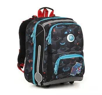 Fotografie:školní batoh pro kluky