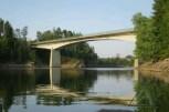 Brücke Ottensteiner Stausee