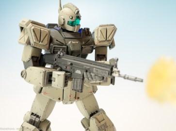 HGUC GM II Semi Striker Little Armory