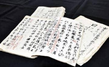 吉田松陰が添削の日記