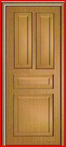 Pintu kamar model 3