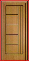 Pintu kamar model 4