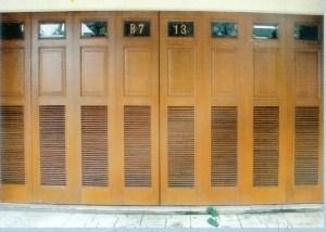 Model Pintu Garasi