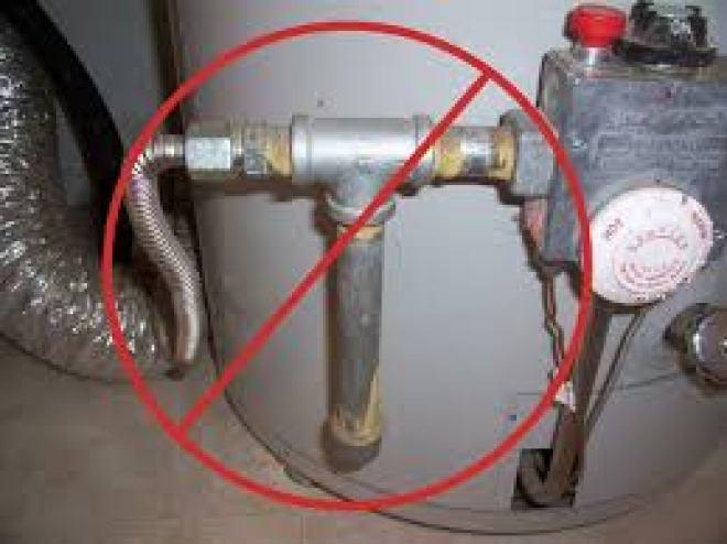 تركيب مفاتيح الغاز بشكل ظاهري