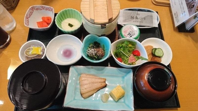 【帯広】北海道ホテルの朝食