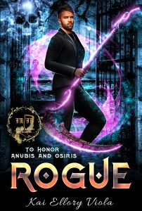 Book Cover: Rogue: To Honor Anubis and Osiris by Kai Ellory Viola