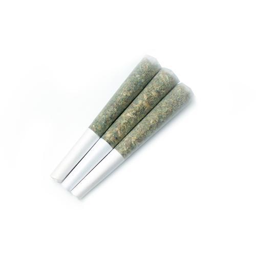 Sativa-Dominant BLUE DREAM PRE-ROLL by Tantalus Labs THC 10-22% CBD 0-1%