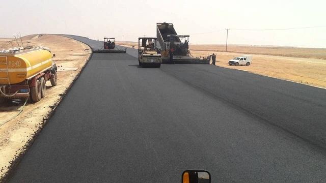محلية شرق النيل تعلن عن انطلاقة العمل في طريق البنبوناب