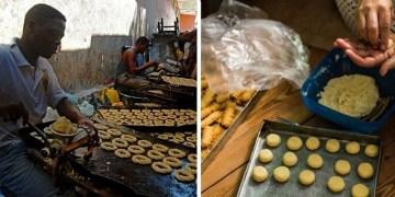 الغرامة لصاحب مصنع حلويات مغشوشة