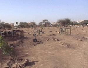 %name ضبط سائقي (قلابات) يقومون ببيع التراب وحفرة قرب مقابر بالجزيرة