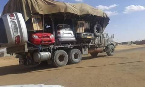 جمارك شمال دارفور وتحديات تخليص مركبات غير مقننة