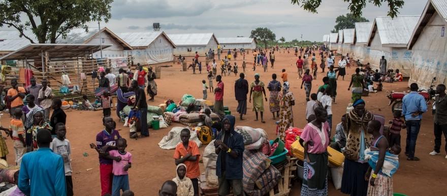 العون الإنساني تطالب المنظمات الدولية بدعم لاجئي جنوب السودان