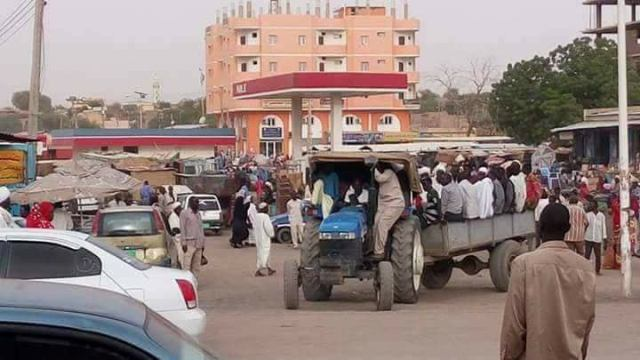 تفاقم أزمة المواصلات في الخرطوم