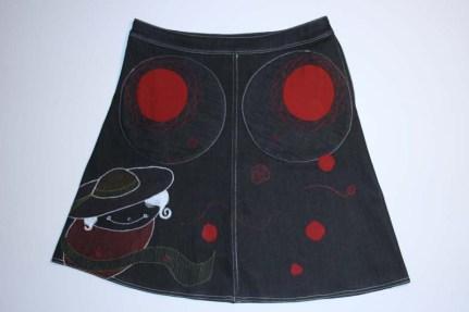 skirt Rosali front