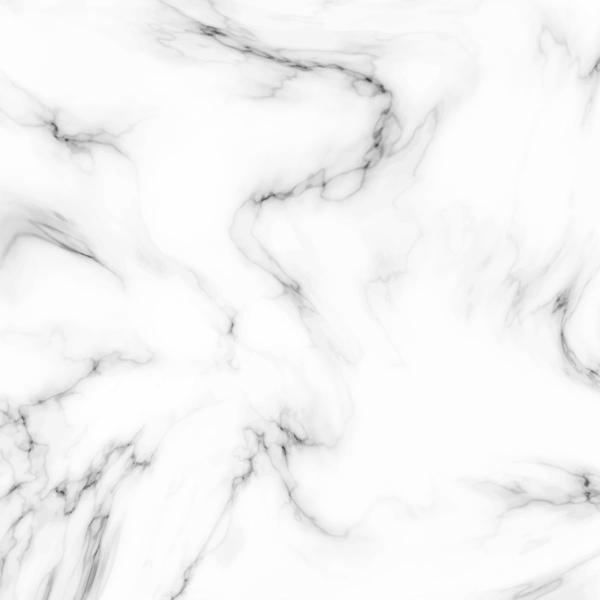 sticker malm marbre blanc