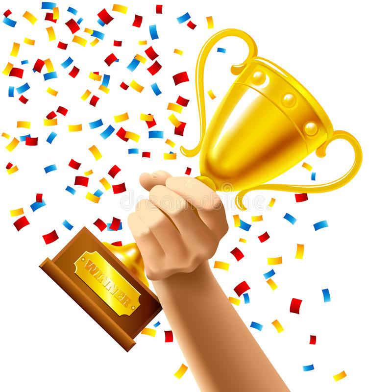 hand-holding-winner-trophy-cup-award-multi-colored-confetti-concept-vector-illustration-53036474