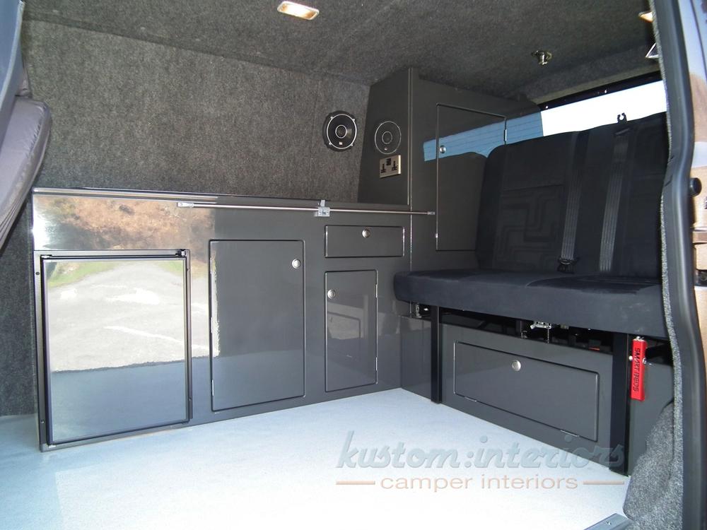 vw camper bus interior kits