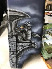 Dragon Harley, House of Kolor