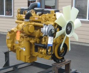 Cat C2 glider kit engines for Peterbilt glider kit