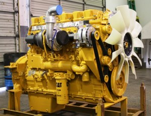 Cat C15 6NZ glider kit engines for Peterbilt glider kit