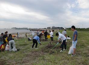 吉崎海岸清掃活動