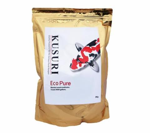 Kusuri Eco Pure Blanket Weed Treatment 3kg