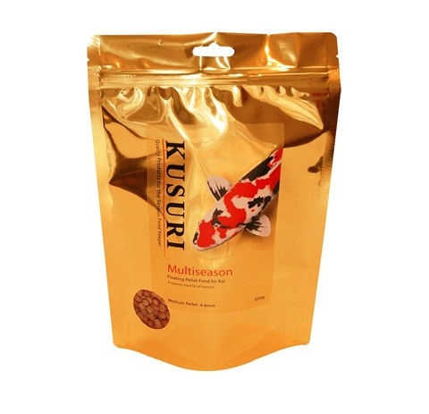 Kusuri Multiseason Koi Pellet Food 650g