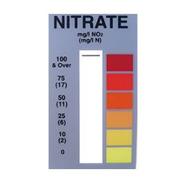 Nitrate Test Card