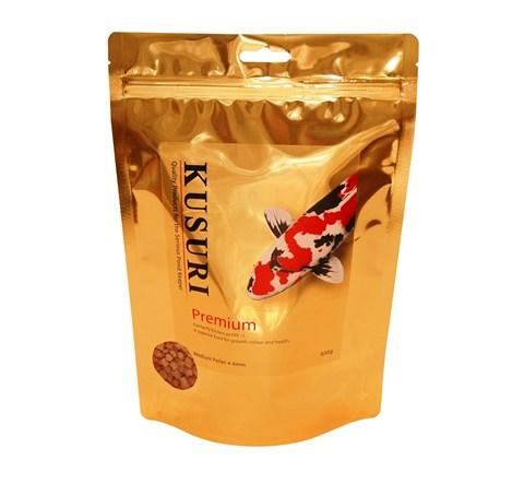 Kusuri Premium Koi Pellet Food 650g