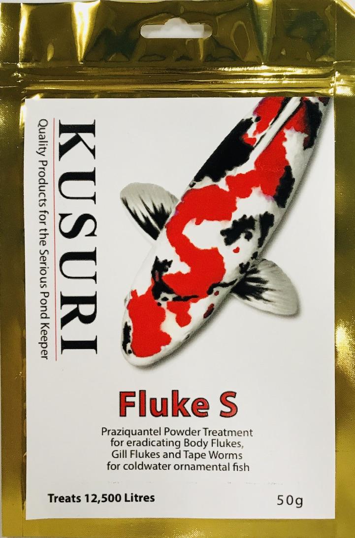 NEW Kusuri Fluke S