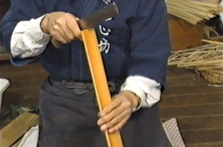 Unique Traditional Bamboo Handcraft from Shizuoka