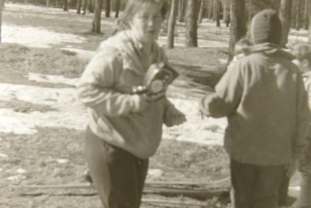 Учебно-тренировочный сбор. Март 1982г. Из дневника