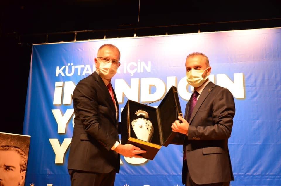 Başkan Fatih Oruç güven tazeledi