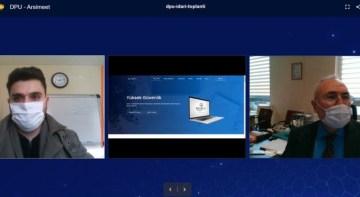 DPÜ YAZTEM yeni nesil video konferans sistemi geliştirdi