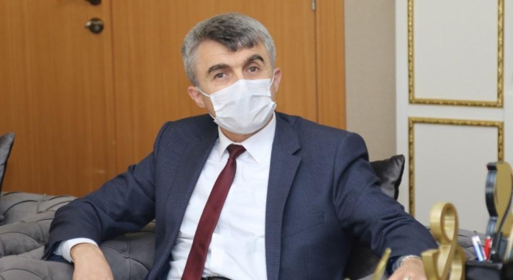 """Rektör Uysal: """"Ahmet Uluçay uluslararası bir organizasyonla anılmalı"""""""