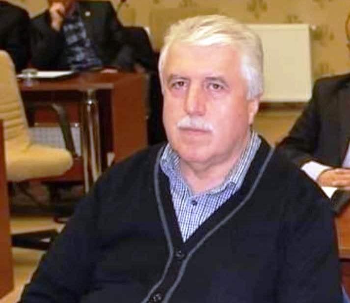 MHP Kütahya İl Genel Meclis üyesi Ömer Aşman, Korona'dan hayatını kaybetti