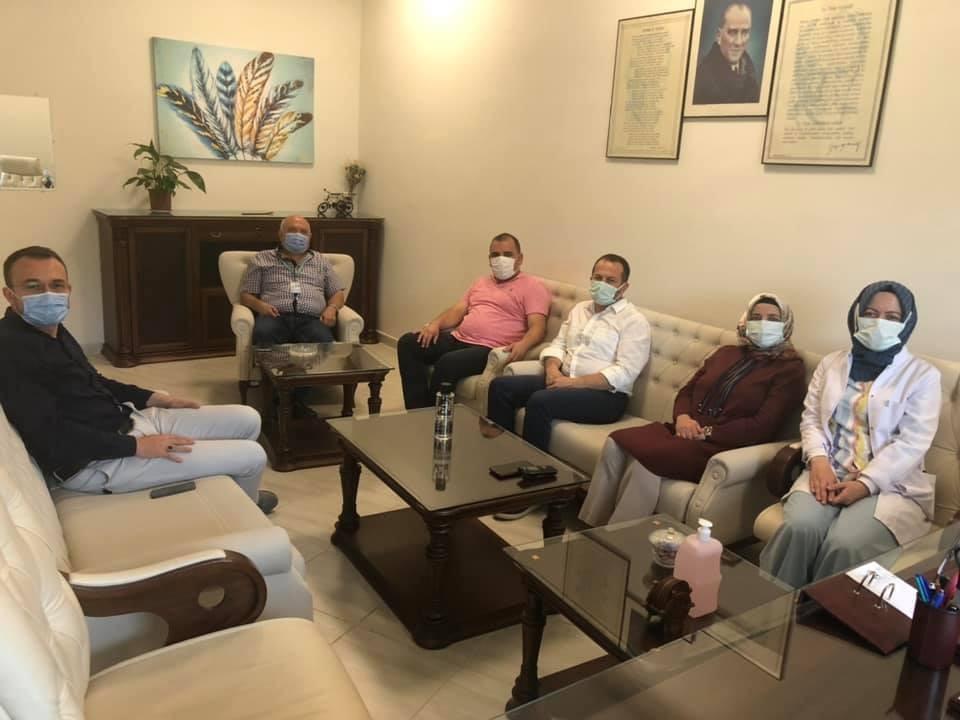 Simav'da 63 bin doz aşı uygulandı