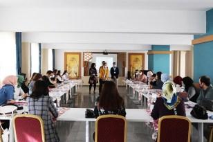 Kütahya'da sağlık çalışanlarına NRP eğitimi