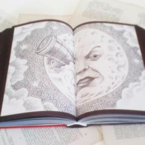 Georges Méliès Izum Hugoa Cabreta ilustracija