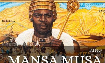 Haji Raja Mali, Mansa Musa