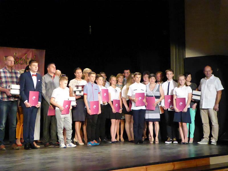 Nagrodzono najlepszych uczniów z kutnowskich szkół
