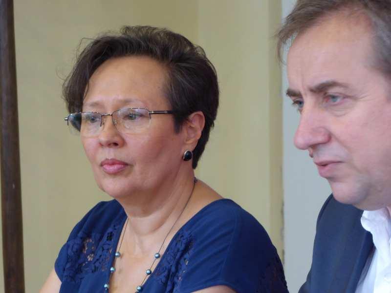 Anna Jeremus-Lewandowska zapraszała na VII Letni Festiwal Muzyczny