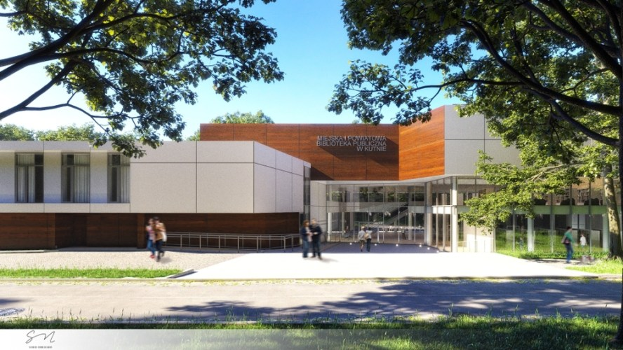 Dofinansowanie na rozbudowę biblioteki wyniesie 13 milionów złotych