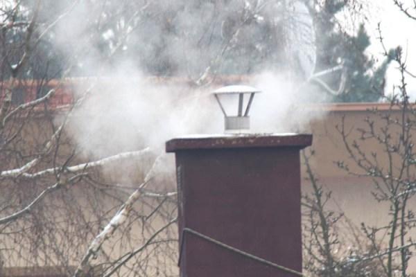 Smog to zły sposób palenia, a dym to zmarnowane paliwo