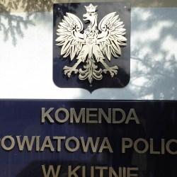 Policjanci z Zychlina uratowali samobójcę