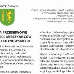 Powiat Kutnowski zakończył realizację pogłębionych badań...