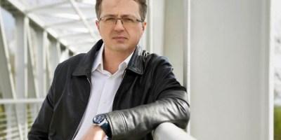 """Przemysław Borkowski o ,,Uchu prezesa"""" i własnej książce"""