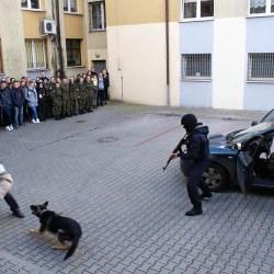 Taki był dzień otwarty w kutnowskiej komendzie policji